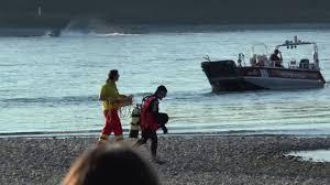 Baden Im Rhein Person Im Rhein Vermisst Oton Der Feuerwehr Person Wurde Nicht