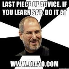Sap Memes - i love ojayo com for sap online training ojayo com sap training