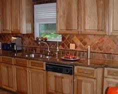Slate Backsplash Kitchen Gorgeous Granite Countertops Slate Backsplash And Undermount