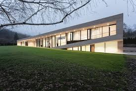 House On Slope Slight Slope Long House By I O Architects Caandesign