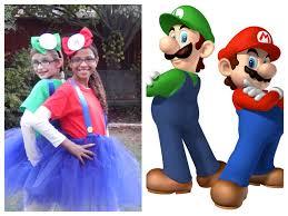mario costumes for halloween halloween grwu mario u0026 luigi kjspooklooks youtube