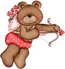 valentines bears ositos bears clip and teddy