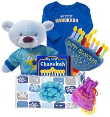 hanukkah gift baskets 8 gift ideas for baby s hanukkah