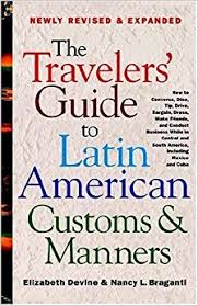 the travelers guide to american customs and manners nancy