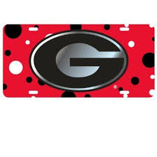 uga alumni car tag 72 best commit to the g images on bulldogs