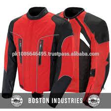 desain jaket racing kustom mens merah tekstil jaket cordura tekstil racing jaket desain