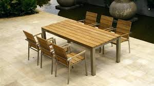 Wood Patio Table Wood Patio Furniture Plans Entspannung Me