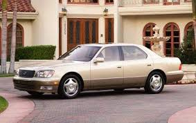used 2000 lexus ls 400 for sale pricing features edmunds
