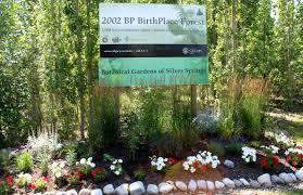 Botanical Gardens Calgary Silver Springs Botanical Gardens Wellspring Calgary Community Garden