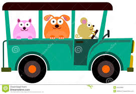 jeepney drawing with passengers clipart