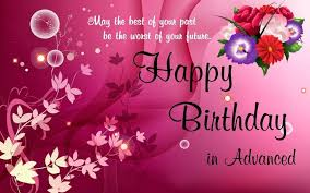 lovely e card birthday wishes for friend flower nicewishes