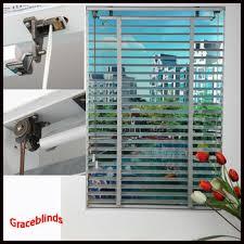 Wide Slat Venetian Blinds With Tapes Antique Wood Blinds Wide Ladder Tape Cord Tilt 50mm Basswood Slats