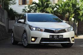 toyota lexus jakarta indonesia toyota corolla altis 1 8 v 2015 on oz superturismo lm