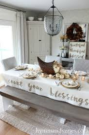 best 20 eclectic dining products ideas on pinterest eclectic thanksgiving dining room love the count your blessings tablecloth