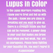 i know u2013 lupus in color