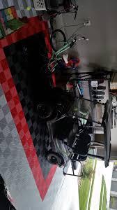 omaha garage flooring ideas gallery monkeybar storage solutions