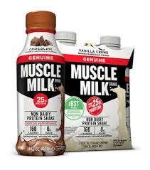 muscle milk light bars products muscle milk