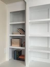 Bookcase Lights Ana White Built In Bookcase With Lights Diy Projects