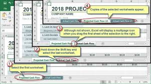 5 ways to duplicate worksheets in excel accountingweb