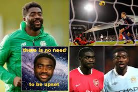 Kolo Toure Memes - kolo toure s appreciation day goes viral on twitter and some of