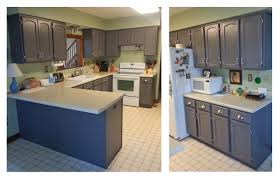 milk paint colors for kitchen cabinets kitchen cabinets in driftwood gray milk paint topped with