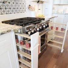 Spice Rack In A Drawer Pull Out Spice Racks Design Ideas