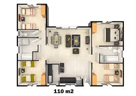 50m2 House Design by Property Development