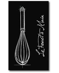 tableau decoration cuisine tableau pas cher moderne pour cuisine fouet à defacto