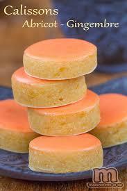 la cuisine de mes envies calissons abricot gingembre macaronette et cie calisson