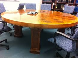 Antique Conference Table Historical Mysteries At Johnson U0026 Johnson