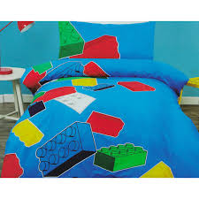 Lego Bedding Set Lego Blocks Quilt Duvet Cover Bedding Set Funstra