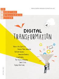 digital transformation vol 9 no 1 2017 by gfk mir issuu