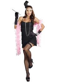 Dreamgirls Halloween Costumes Dreamgirl 8912 Basic Flapper Dress Costume Ebay
