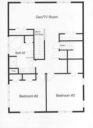 4 Bedroom 2 Bath House Plans Best Second Floor Floor Plans Magnificent Second Floor Floor Plans