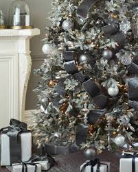 tree decoration ideas with ribbons celebrations