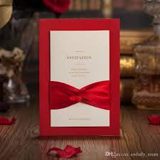 Popular Personal Wedding Invitation Cards Wedding Invitations Cards Personalized Flower Hollow Invitations