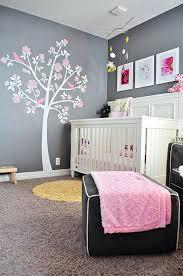 chambre fille et taupe peinture chambre garcon tendance chambre fille taupe et framboise