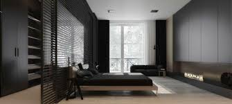 Comfortable Bedroom In Black U2013 31 Examples That Black Bedrooms Are Stylish And