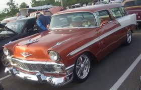 first corvette ever made chevrolet nomad wikipedia