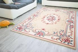 designerteppich tivoli farbverlauf global carpet