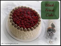 black forest cake recipe comfortably domestic