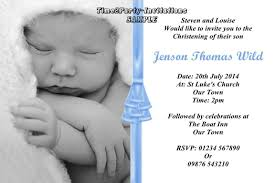 Superb Sample Of July 2014 by Christening Invitation For Baby Baptismal Invitation For