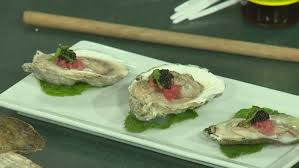 canape orleans wwltv com food at the orleans oyster festival