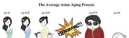 Asian Women Meme - my favourite asian women ageing comic meme guy