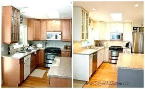 changer sa cuisine meuble cuisine sans porte changer les portes de cuisine refaire sa