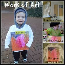 artist and masterpiece sibling costumes coolest family on the block