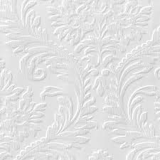 craig u0026 rose white trees paintable wallpaper departments diy
