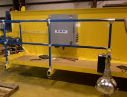 Temporary Handrail Systems Fall Protection U0026 Work At Height U2022 Kee Safety Inc