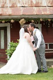 Rustic Barn Wedding Dresses New Hampshire Chic Rustic Farm Wedding