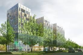 bureaux et commerces dominique perrault architecture logements bureaux et commerces